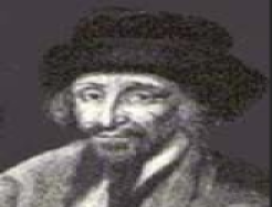 "Rabbi Yitzchak Luria – The ""Ari"""