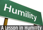 A Lesson in Humility - Yitro