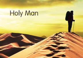 Mishpatim: Holy Man