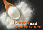 Leaven and Unleavened