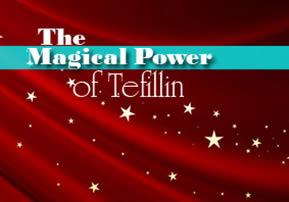 Eikev: The Magical Power of Tefillin