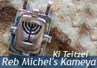Ki Teitzei: Reb Michel