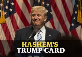 Hashem's Trump Card