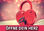 Öffne dein Herz