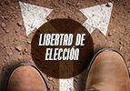 Libertad de elección