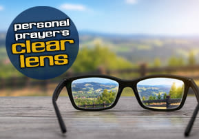 Personal Prayer's Clear Lens