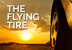 The Flying Tire