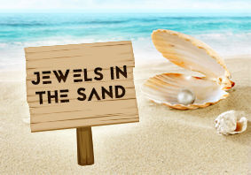 Jewels in the Sand