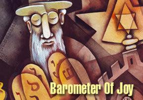 Simchat Torah: Barometer of Joy