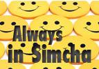 Always in Simcha