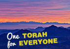 One Torah for Everyone