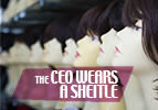 The CEO Wears a Sheitle