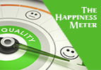 The Happiness Meter