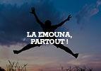 La Emouna, partout !