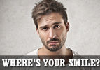 Where's Your Smile?