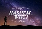Hashem, Why?