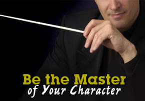 Be the Master of Your Character - Toldot
