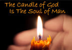 The Candle of God is the Soul of Man