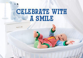 Celebrate with a Smile