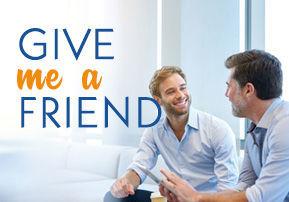 Give Me a Friend!