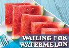 Wailing for Watermelon