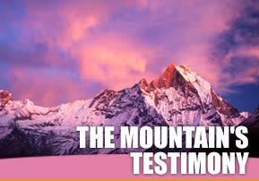 The Mountain's Testimony