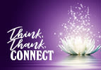 Think, Thank, Connect