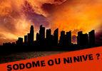 Sodome ou Ninive ?