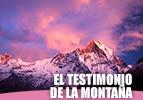 El testimonio de la montaña