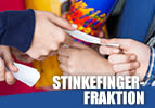 Stinkefinger-Fraktion