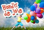 Bondir de joie