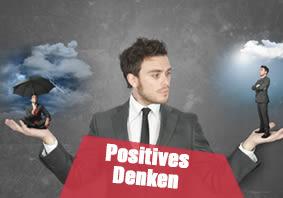 Positives Denken - das große Missverständnis