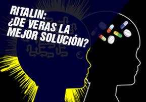 Ritalin: ¿de veras la mejor solución?