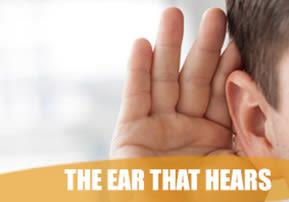 The Ear that Hears