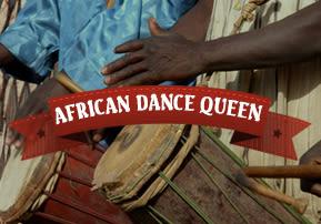 African Dance Queen