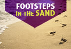 Vayelech: Footsteps in the Sand