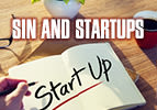 Sin and Startups