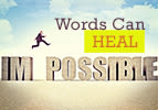 Words Can Heal