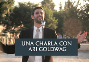 Una charla con Ari Goldwag