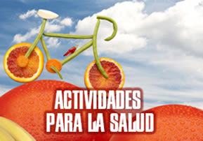 Actividades para la salud