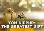 Yom Kippur: The Greatest Gift