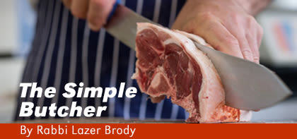 Haazinu: The Simple Butcher