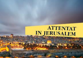 Attentat in Jerusalem