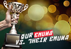 Shlach Lecha: Our Emuna vs. Their Emuna