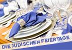Die jüdischen Feiertage
