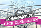 Noach: Challenges of Each Generation
