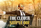 The Clever Simple One