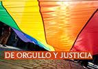 De orgullo y justicia