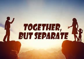 Vayakhel: Together, But Separate