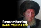 Remembering Rabbi Yehuda Zev